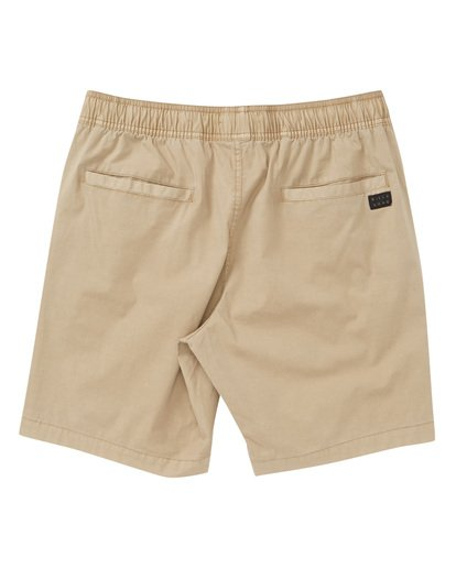 1 Larry Layback Shorts Green M239TBLL Billabong