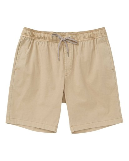 0 Larry Layback Shorts Green M239TBLL Billabong