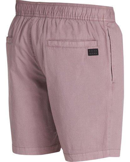3 Larry Layback Shorts Purple M239TBLL Billabong