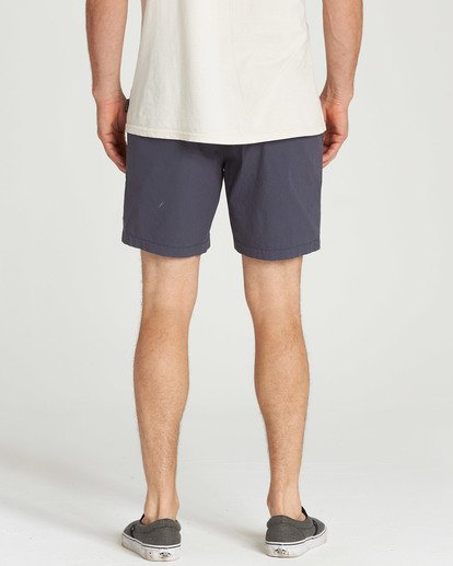 5 Larry Layback Shorts Grey M239TBLL Billabong