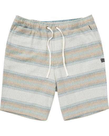 1 Larry Layback Baja Shorts Grey M243QBLB Billabong