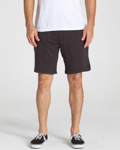 3 Balance Shorts Black M250QBBS Billabong