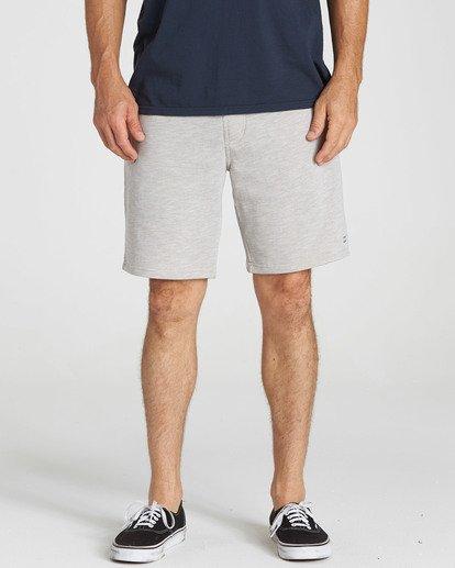 3 Balance Shorts Beige M250QBBS Billabong
