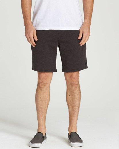 4 Balance Shorts Black M250TBBS Billabong