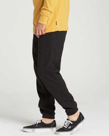 2 Boundary Pant Fleece Pant Black M305SBBO Billabong