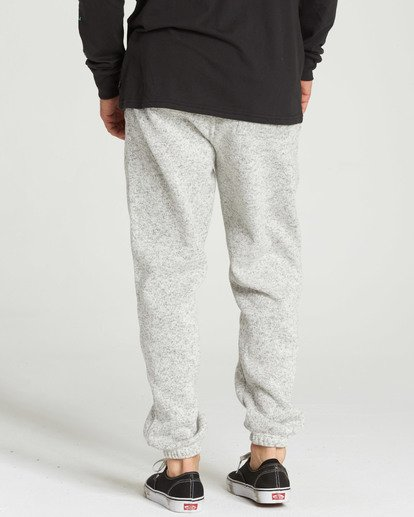 3 Boundary Pant Fleece Pant Grey M305SBBO Billabong