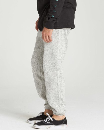 1 Boundary Pant Fleece Pant Grey M305SBBO Billabong