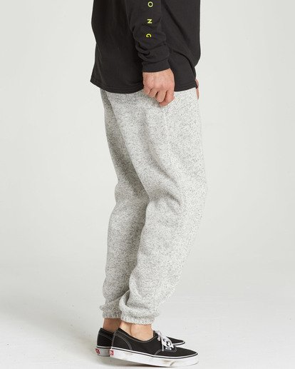 2 Boundary Pant Fleece Pant Grey M305SBBO Billabong