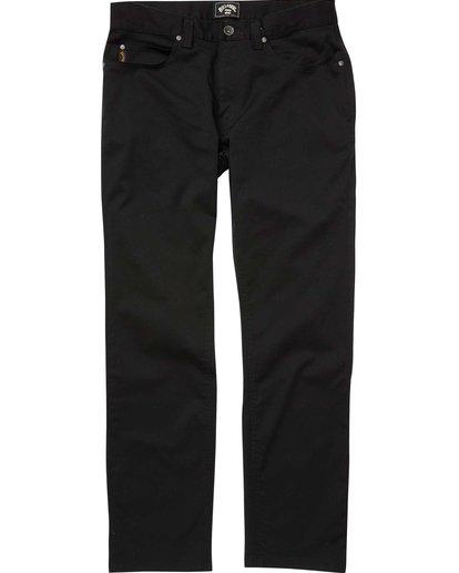3 Fifty Pant Black M310QBFT Billabong