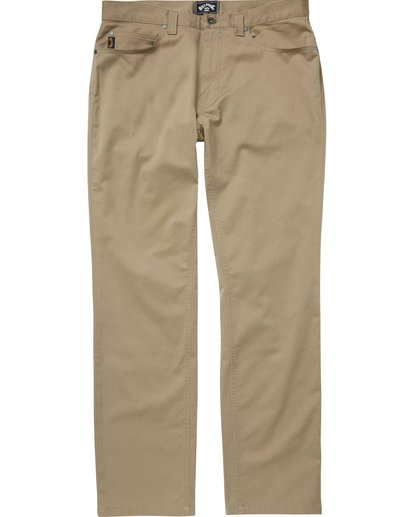 3 Fifty Pant Green M310QBFT Billabong