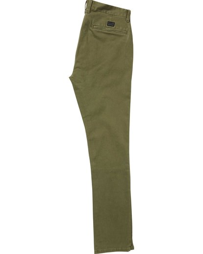 5 New Order Chino Pant Camo M315QBNO Billabong
