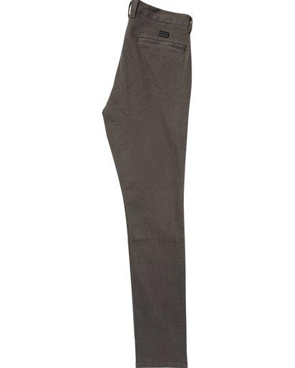 5 New Order Chino Pant Black M315QBNO Billabong