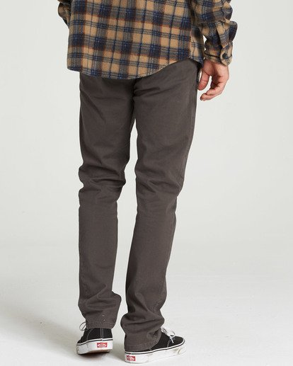 3 New Order Chino Pant Black M315QBNO Billabong
