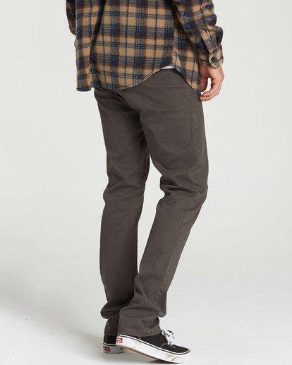 2 New Order Chino Pant Black M315QBNO Billabong