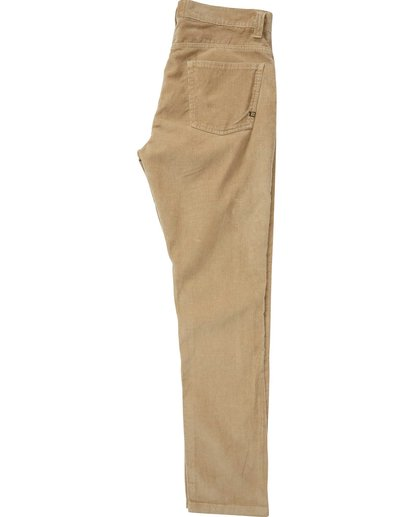 4 Outsider Cord Pant Grey M316QBOU Billabong