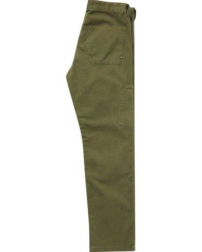 4 Collins Pant Green M317QBCO Billabong