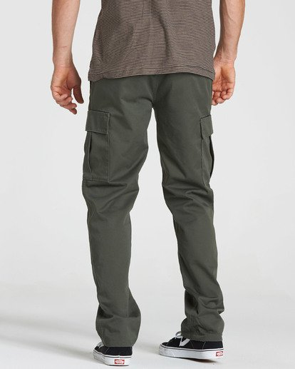 3 Decoy Cargo Pants  M318SBDE Billabong