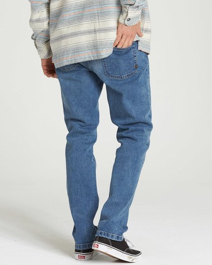 4 Outsider Jean Blue M330QBOJ Billabong