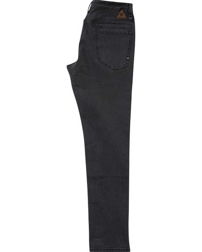 5 Basin A/Div Jean Black M350LBAS Billabong