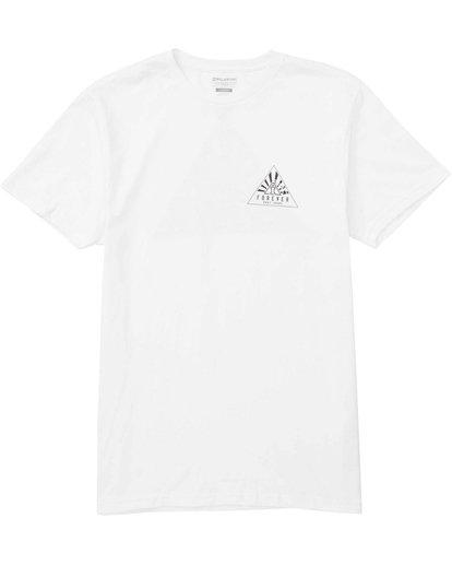 0 Ai Forever Tee White M401NBAF Billabong