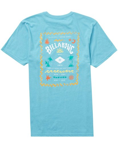 2 Dream Scape Tee  M401PBDS Billabong