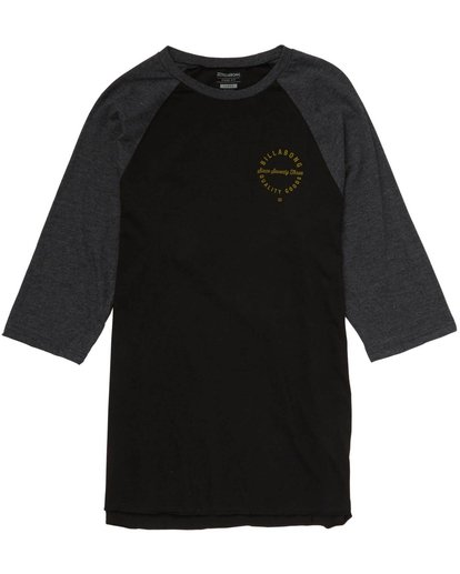 0 Orbit Raglan Tee  M403KORB Billabong