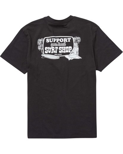1 Support Tee  M404PBSU Billabong