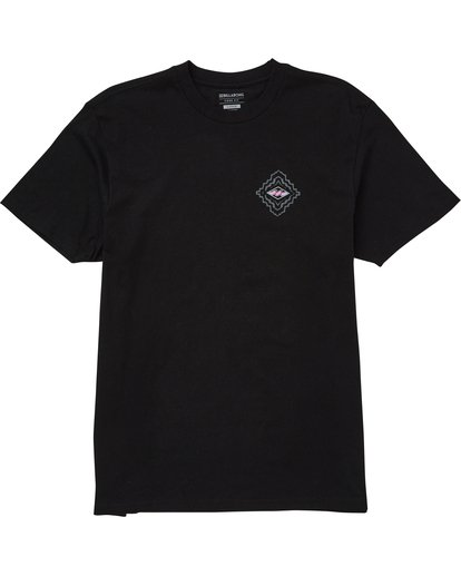 0 Ojo Tee Black M404QBOJ Billabong