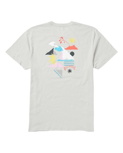 1 Peyote Escape Tee Shirt  M404SBPE Billabong