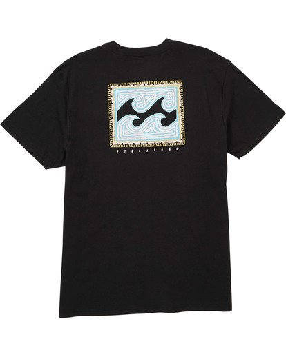 1 Nairobi Tee Black M404TBNA Billabong