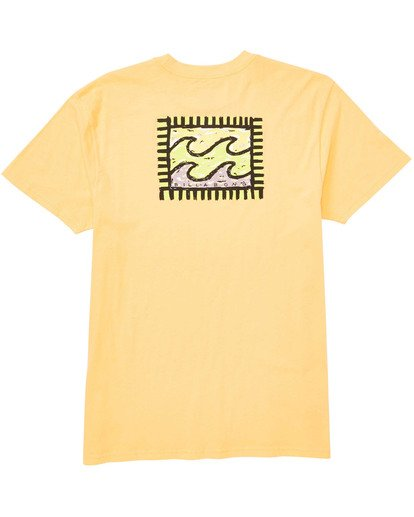 1 Nairobi Tee Orange M404TBNA Billabong