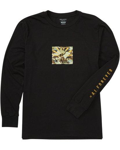 1 Ai Forever Long Sleeve Tee Black M405PAIF Billabong