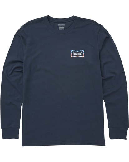 0 Craftsman Long Sleeve Tee  M405PBCM Billabong