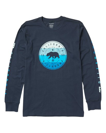 0 CALI BEAR Blue M405SBCA Billabong