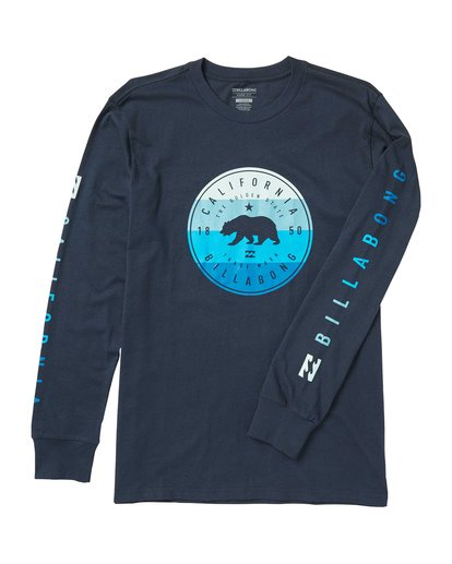 1 CALI BEAR Blue M405SBCA Billabong