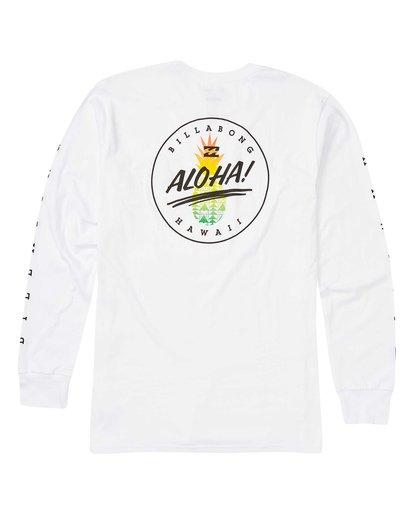 2 HI ALOHA White M405SBHI Billabong