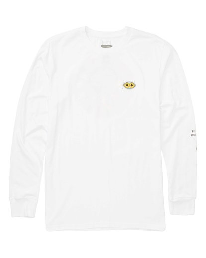 0 Bloom Long Sleeve Tee White M405TBBL Billabong