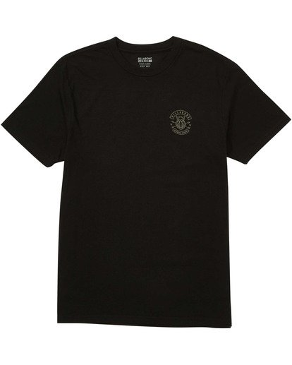 0 Multicam Tee Black M414TBMU Billabong