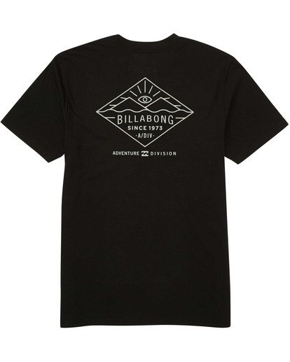 1 Watcher Tee Black M414TBWA Billabong