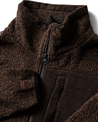 1 Boundary Fleece Brown M640QBBM Billabong