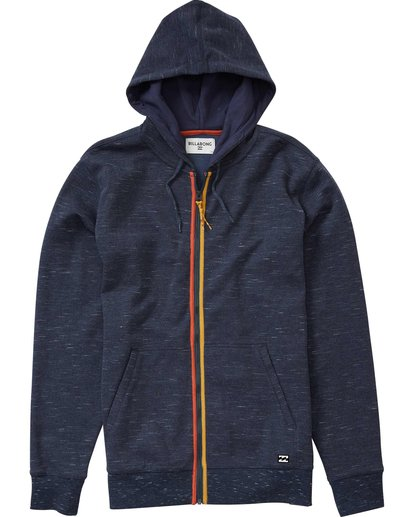 0 73 Zip Up Hoodie  M660L73Z Billabong