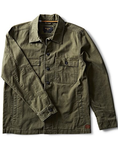 2 Collins Jacket  M709QBCO Billabong