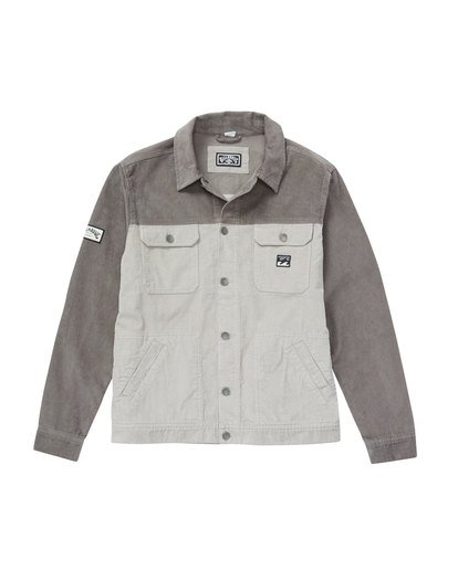 1 The Cord Jacket  M712QBTC Billabong
