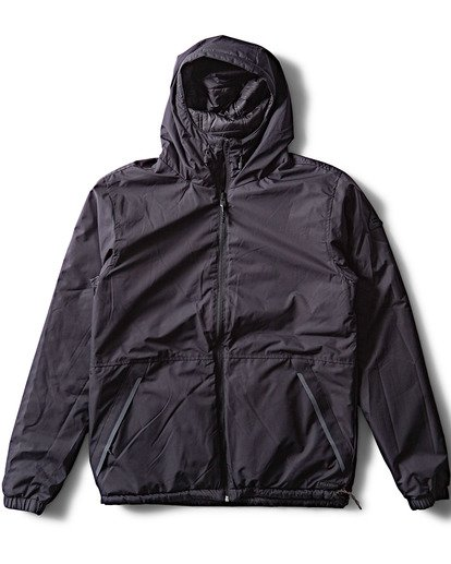 0 Transport 10K Reversible Jacket Black M719QBTR Billabong