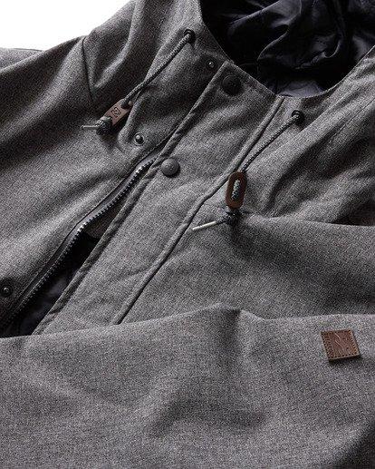 1 All Day 10K Jacket Black M722QBAL Billabong