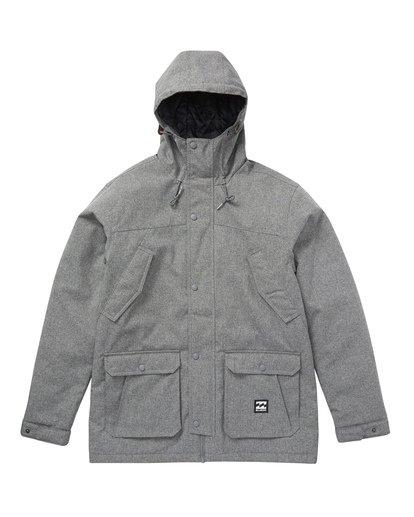 0 Alves 10K Jacket Black M723QBAV Billabong