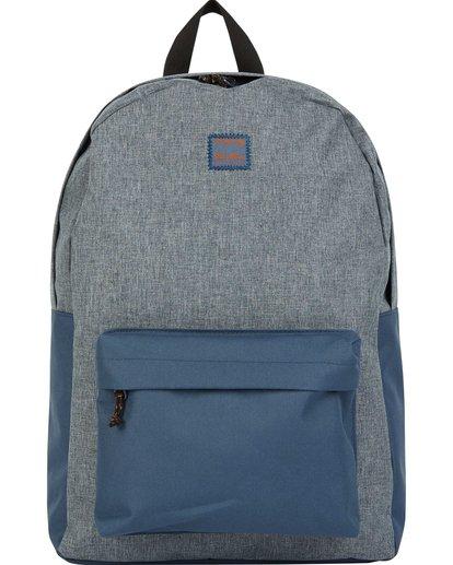 0 All Day Backpack Blue MABKQBAD Billabong