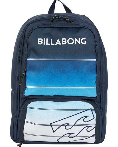 0 Juggernaught Backpack Blue MABKQBJU Billabong