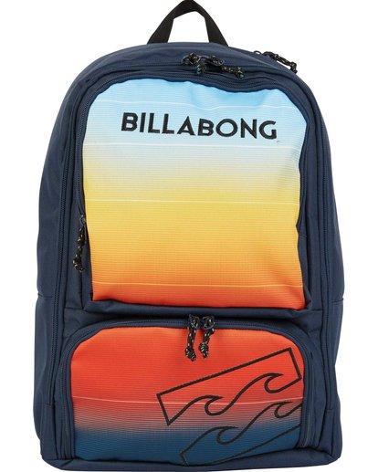0 Juggernaught Backpack Orange MABKQBJU Billabong
