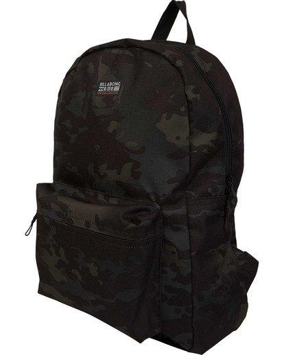 1 All Day Multicam Backpack Black MABKTBAA Billabong